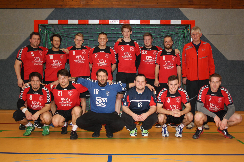 2. Mannschaft Saison 2015 / 2016