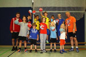 Handball Sommercamp 2016