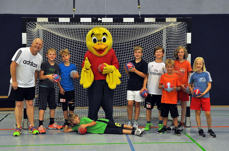 Handballcamp2016