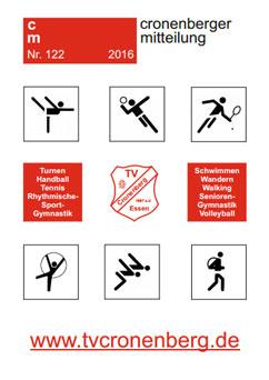 Cronenberger Mitteilung Nr. 121 als PDF Download
