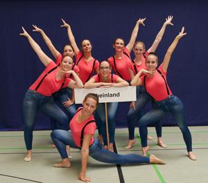 Deutschen Meisterschaften Gymnastik und Tanz 2016 in Röbel/Müritz