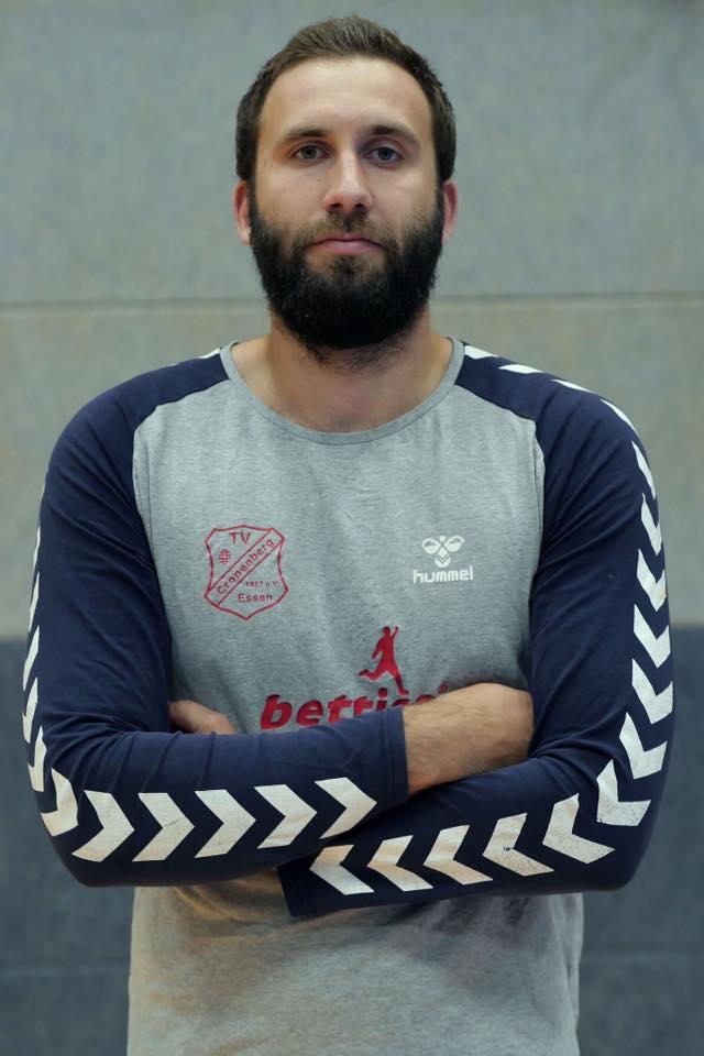 Trainer Norman Einig