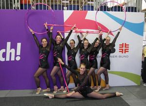 Turnfest – Deutsche Meisterschaften Gymnastik und Tanz