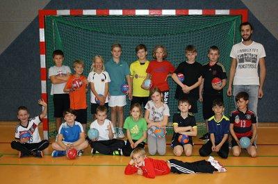 Handball - Kids gesucht