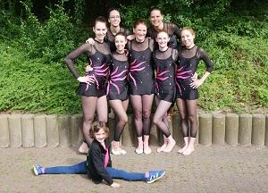 Rheinische Meisterschaften Gymnastik und Tanz
