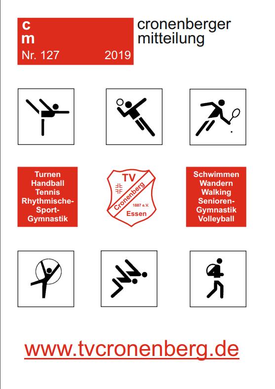 Cronenberger Mitteilung Nr. 127 als PDF Download