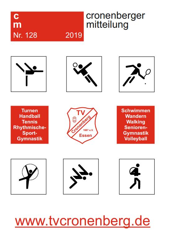 Cronenberger Mitteilung Nr. 128 als PDF Download